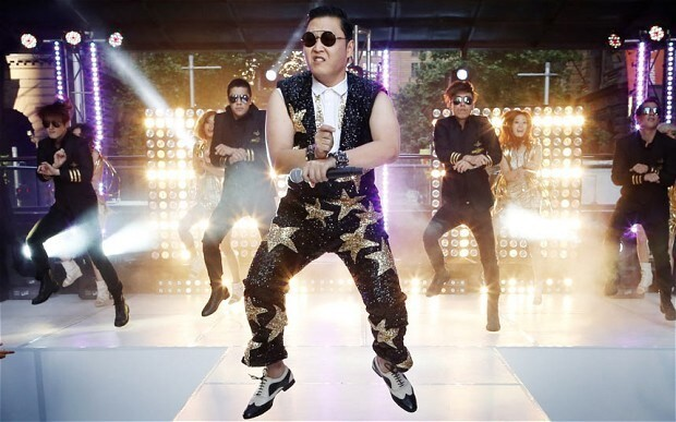 Gangnam Style viewed two billion times on YouTube