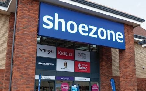 Shoe Zone boss walks as tough trading triggers profit warning