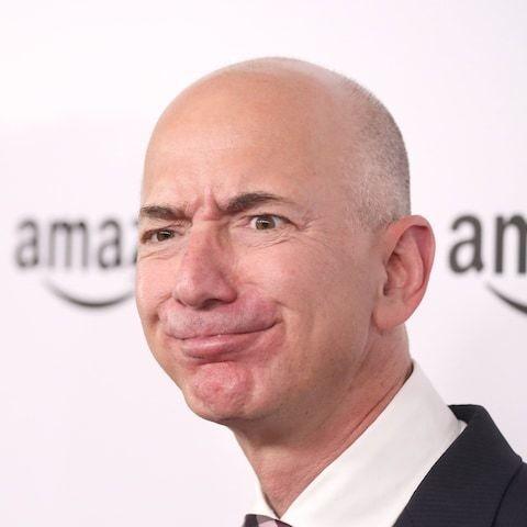 Amazon's Bezos backs stronger ties between tech and defence industry