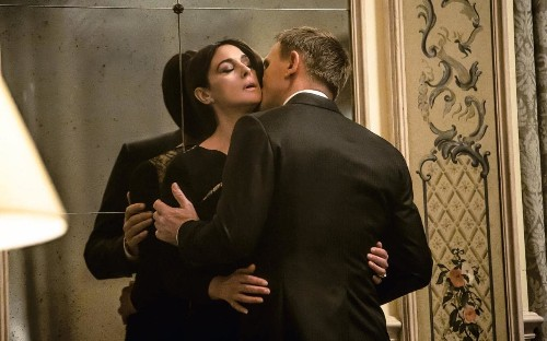 Monica Bellucci on how to seduce Bond at 51: 'Eat well, drink well, have good sex'