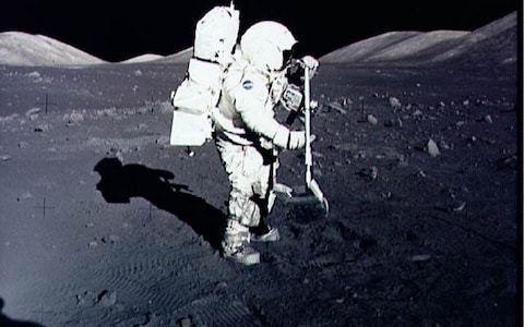 Mining on the Moon could help save humanity, says last Apollo astronaut Jack Schmitt