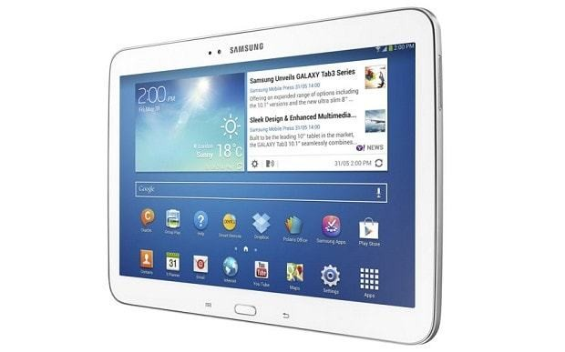 Samsung 'planning 10.5-inch AMOLED tablet'