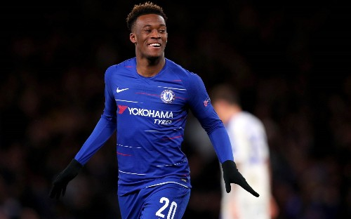 Borussia Dortmund emerge as rivals to Bayern Munich in potential bidding war for Chelsea's Callum Hudson-Odoi