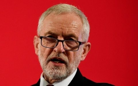 Jeremy Corbyn running 'institutionally anti-Semitic' Labour Party says damning dossier