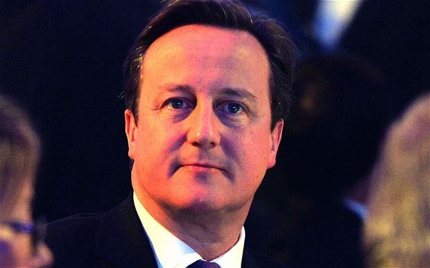 David Cameron in pledge to restrict benefits for immigrants