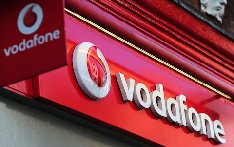 Vodafone to cut more than 1,000 shops in Europe as focus shifts online
