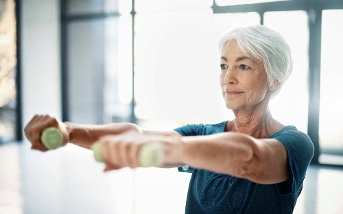 A beginner's guide to later-life weight training