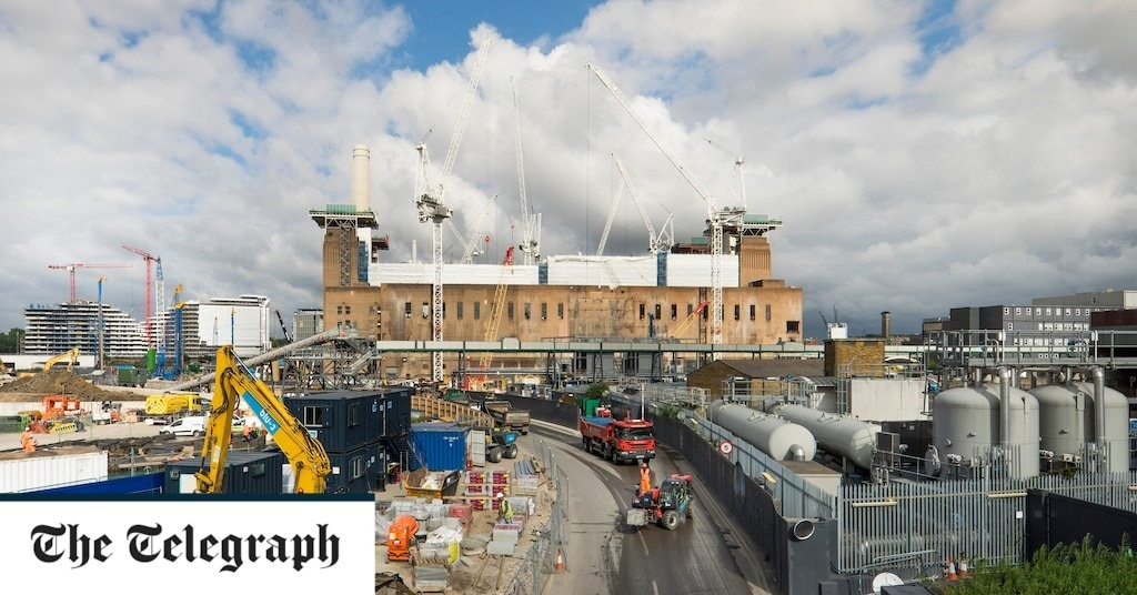 Battersea Power Station: desperate times or still desirable?
