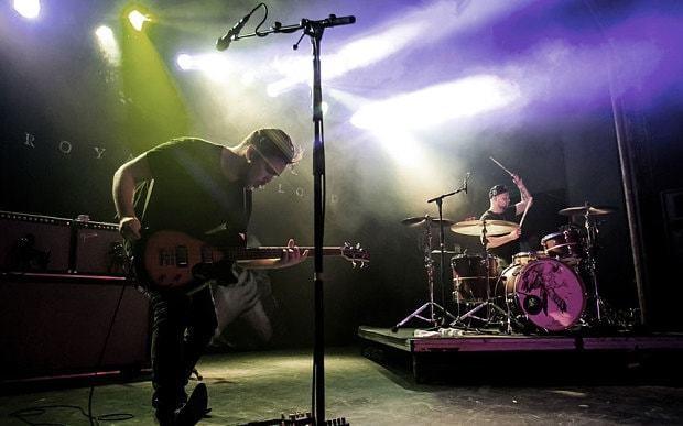 Five British guitar bands bringing rock back to life