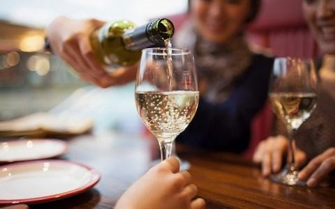 Drinking more than five glasses of wine a week 'could knock years off life'
