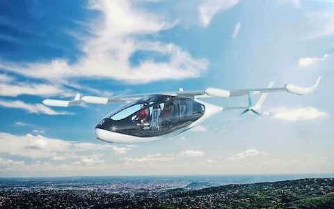 Rolls-Royce plugs in to electric aircraft with Siemens deal