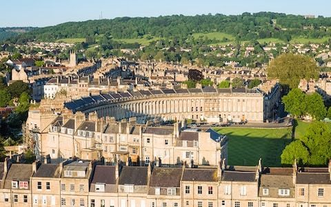 48 hours in . . . Bath, an insider guide to this charming Georgian gem