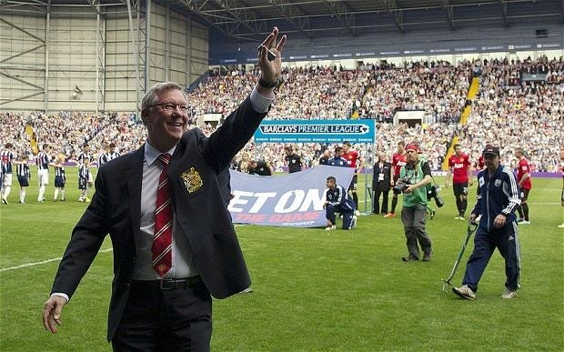 Sir Alex Ferguson writes an open letter about the growing strength of the English game