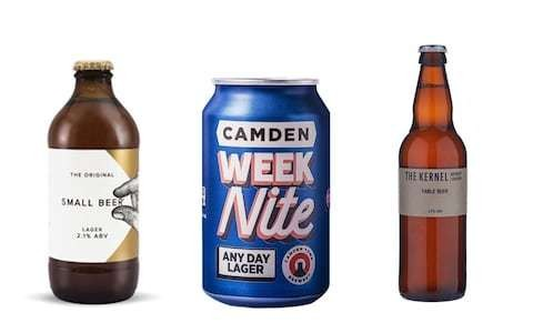 The best low-alcohol beers, tried and tested