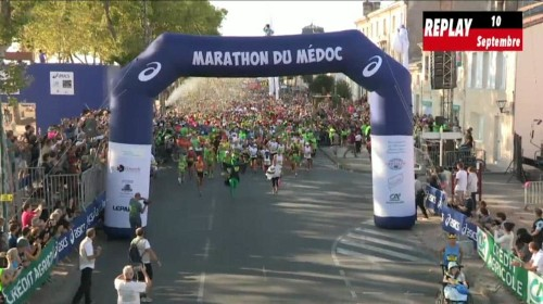 The world's most idiotic marathon (trust the French)