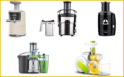 The best juicers that money can buy