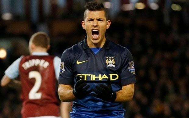 'Sergio Agüero is better than Lionel Messi, Cristiano Ronaldo, Luis Suárez and Wayne Rooney'