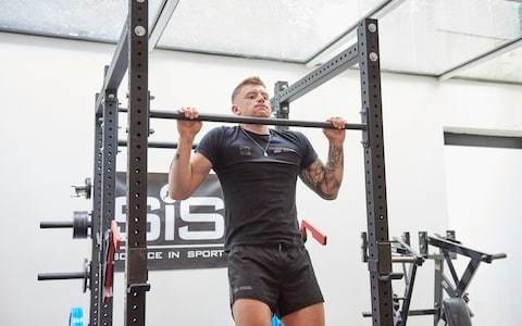 Less time in the gym and a beef-free diet: the secrets to swimmer Adam Peaty's success