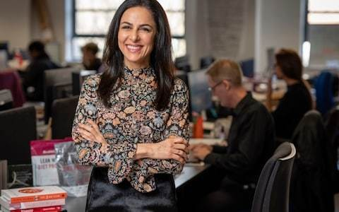 Confessions of a start up queen - going from bedroom to boardroom