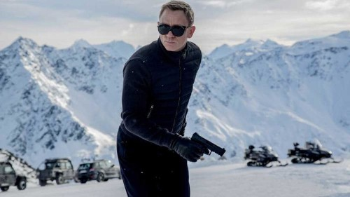 SPECTRE review: 'a swaggering show of confidence'