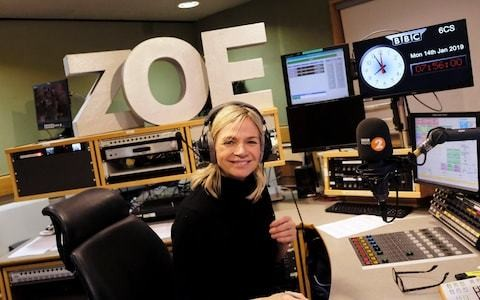 Zoe Ball and the Today programme keep BBC radio on top