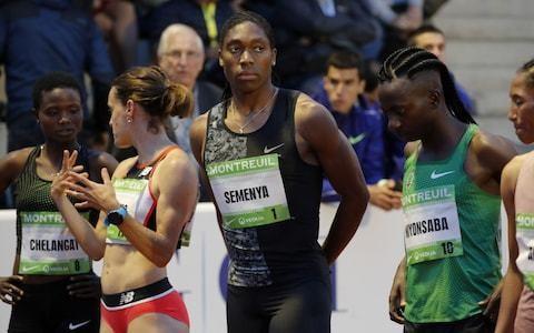 IAAF fail in initial bid to prevent Caster Semenya defending world 800m title