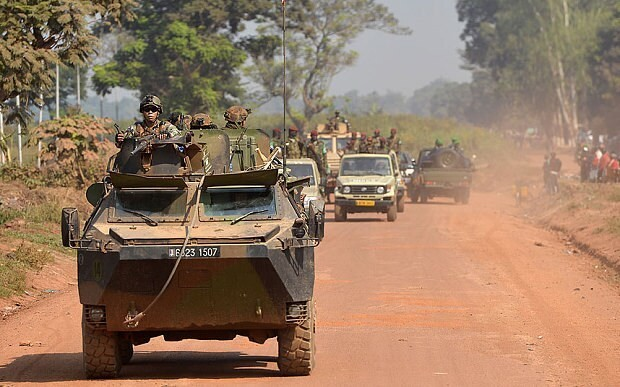 French soldiers 'abused boys in the Central African Republic'