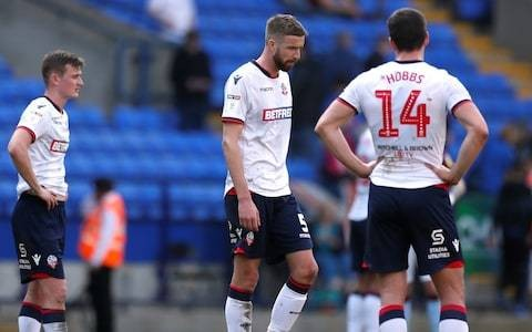 Bolton relegated from the Championship as Aston Villa defeat at home seals their fate