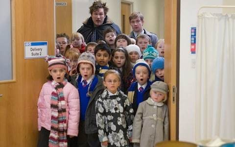 What your nativity play role says about your future earnings