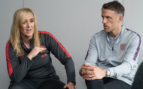 'This will be the greatest summer of our lives' – Phil and Tracey Neville on leading England to two World Cups