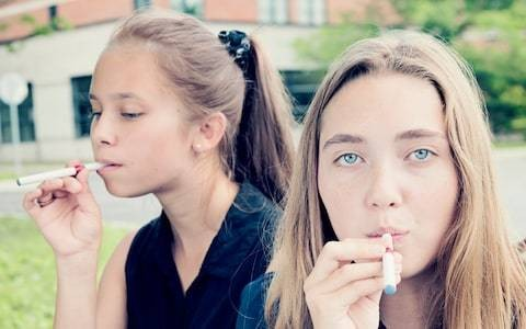 We are facing a teen vaping epidemic - how worried should parents be?