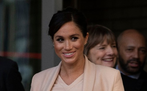 Duchess of Sussex: Meghan promises it's 'business as usual' in her role as National Theatre patron