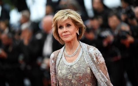 Jane Fonda arrested at climate change protest in Washington
