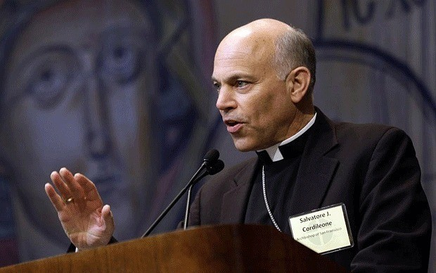 San Francisco Catholics beg Pope Francis to replace their 'intolerant' archbishop