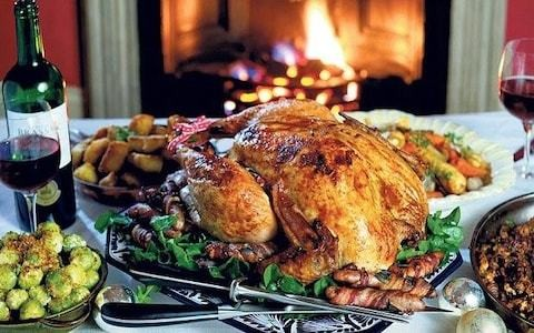 How to cook the perfect Christmas turkey: roasting times and recipes