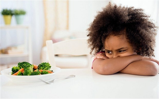 Can't get children to eat greens? Blame it on the survival instinct