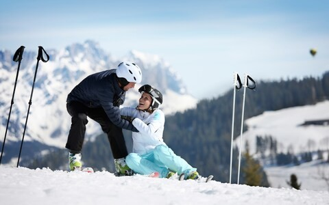 'You'll probably fall for your instructor': 10 things I learnt on my first ski holiday