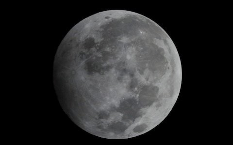 Full moon dates for 2020, including February's Snow Moon