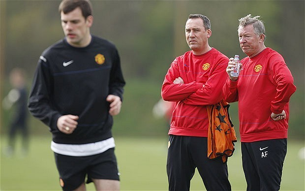 Rene Meulensteen to join Russian side Anzhi Makhachkala after Manchester United exit