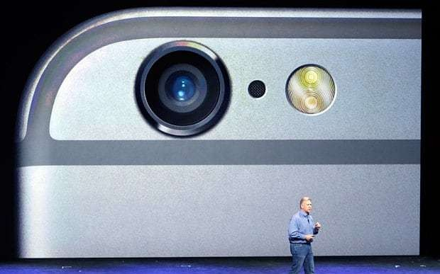 Next iPhone will have 'DSLR quality' camera