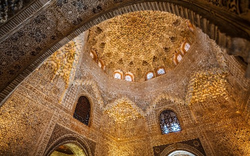 The world's most beautiful ceilings