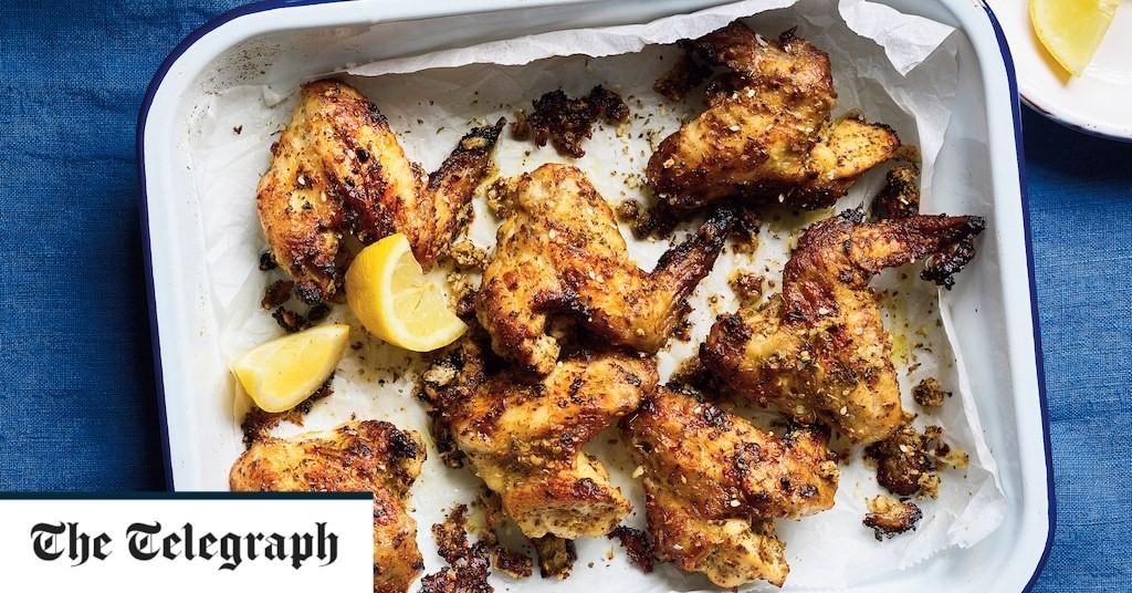 Za'atar chicken wings recipe