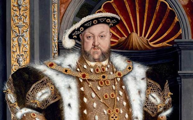 Britain still deeply divided because of Henry VIII reformation, says Cambridge prof