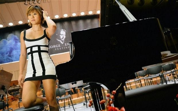 Yuja Wang interview: 'I can wear long skirts when I'm 40'