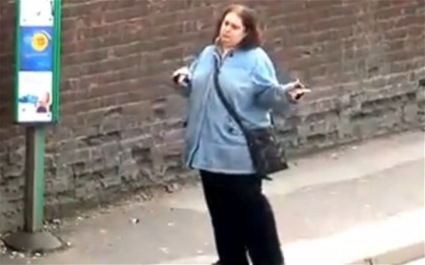 Woman who becomes internet hit after bus stop dance to appear on stage