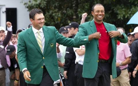 Tiger Woods' younger rivals need to be alarmed, not in awe, following his return to Masters throne