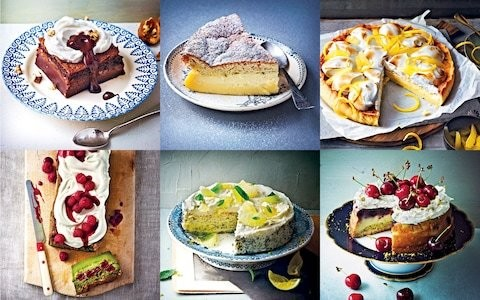 Magic cakes: the miraculous recipes that make three cakes in one