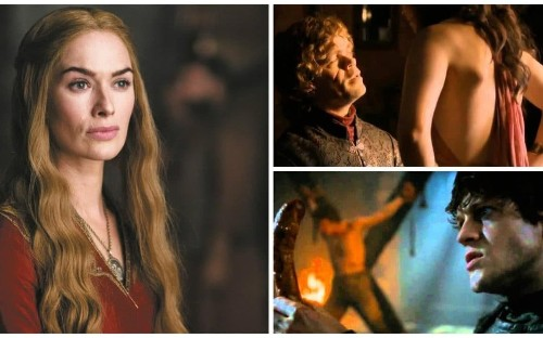 Game of Thrones: Graphic book scenes cut from the show