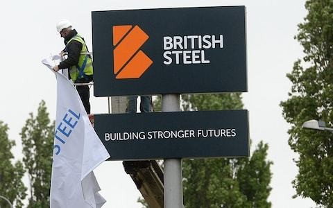 British Steel keeps fires burning on life support but it could be worth more if sold off in pieces