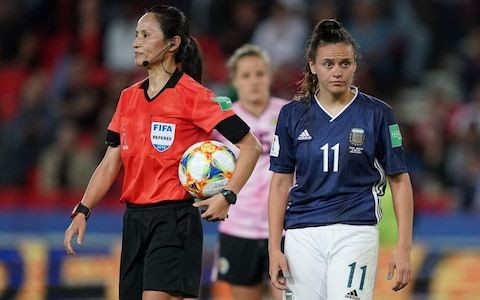 Fifa accused of sexism and causing referee chaos with VAR use in Women's World Cup